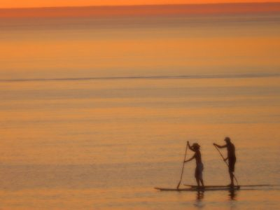 How Paddle Boarding Can Teach Patience and Align Your Chakras